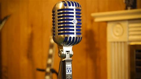 EP81 - Shure Super 55 Deluxe Review and PT8 Key Commands ...