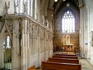 A. W. N. and E. W. Pugin's work in St. George's Roman ...