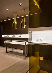 exceptional jewellery shop design in milan faraone With decor interior and jewelry