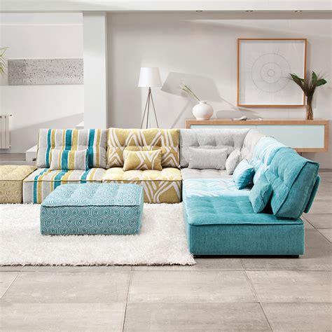 canapé bas le canapé modulaire bas salon inspirations
