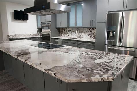 white kitchen island with granite top vienna granite palm countertops