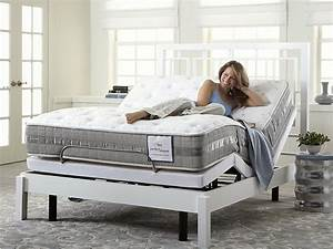 Bed Frame  Serta Motion Essentials Adjustable