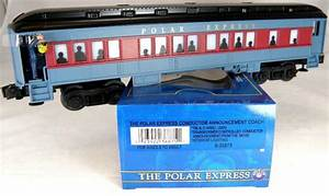 How Do I Trigger Polar Express Conductor Car Using Legacy