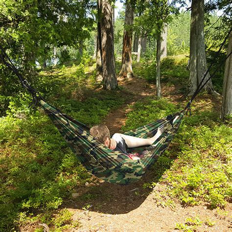 Camouflage Hammock by Camouflage Camo Person Cing Hammock Outdoor