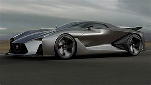 2014 Nissan Concept 2020 Vision Gran Turismo - Wallpapers