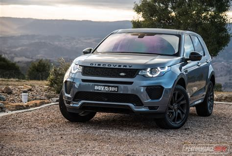 Review Land Rover Discovery Sport by 2018 Land Rover Discovery Sport Si4 Se Review