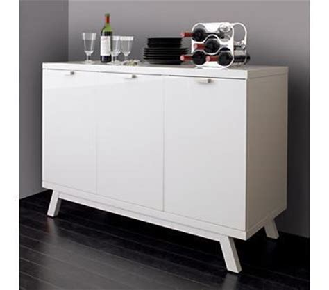 Kitchen Furniture Shopping by Crate And Barrel Ypsilon Sideboard Shopping In Crate And