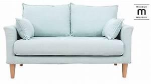 Canapé Vert D Eau : achat meuble pas cher meubles prix discount canap cuisine lit table ventes pas ~ Teatrodelosmanantiales.com Idées de Décoration
