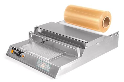 Stainless Steel Tray Wrapping Machine   R R Packaging