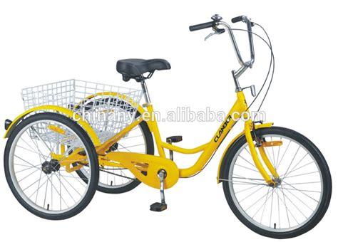 Three Wheel Bicycle / 3 Wheel Bike/adult Tricycle