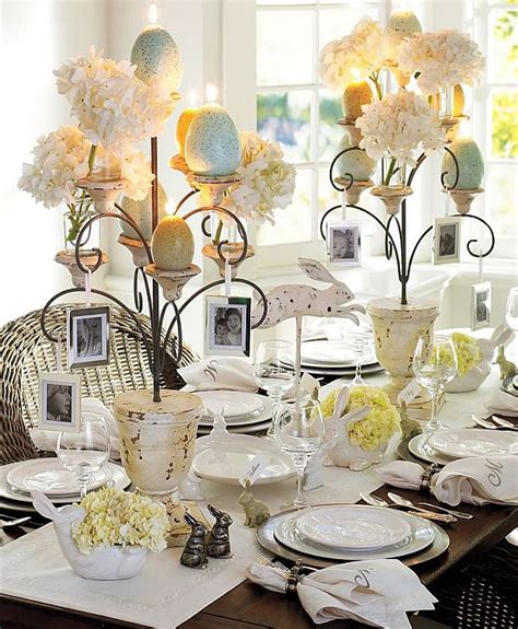 My Moon Miss My's Easter Table Decorating Ideas