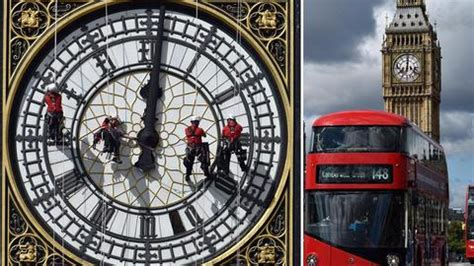 londons big ben  shut   maintenance