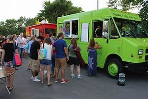 """""""Food Truck Thursdays"""" offer weekly lunch options at ..."""