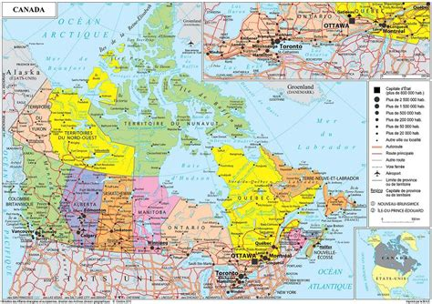 Carte Du Canada Avec Villes by Carte Du Canada Avec Villes Et Provinces 187 Hd