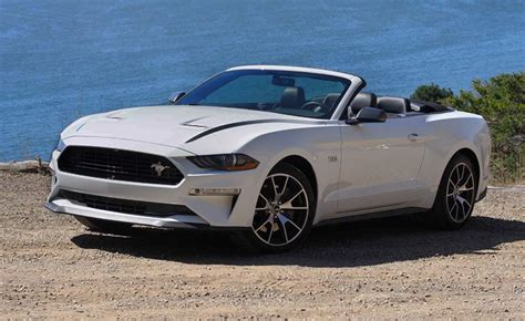 ford mustang ecoboost high performance package review