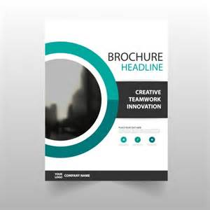 template design brochure template design vector free