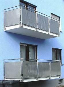 Balkongelnder Metall Probst Edelstahltechnik