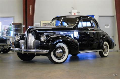 1940 Buick Special by 1940 Buick Special Businessman Coupe