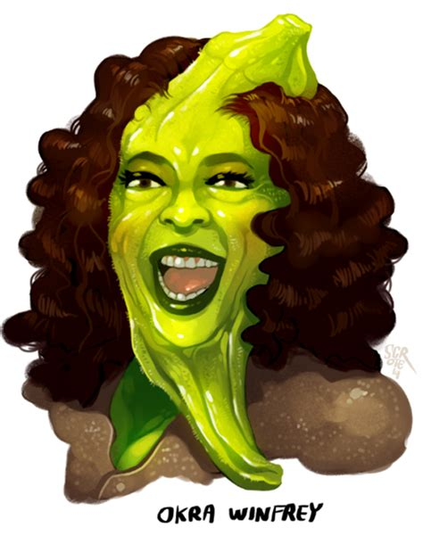 terrifying celebrity frankenfoods