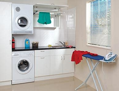 Flat Pack Laundry Cupboards Bunnings by Laundry Design Diy Laundry Ideas From Bunnings