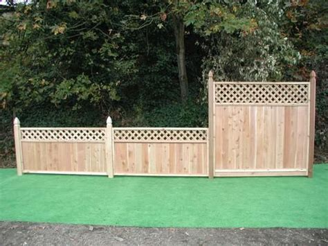 Decorative Garden Fence Menards by Lattice Fence Panels Menards Woodworking Projects Plans