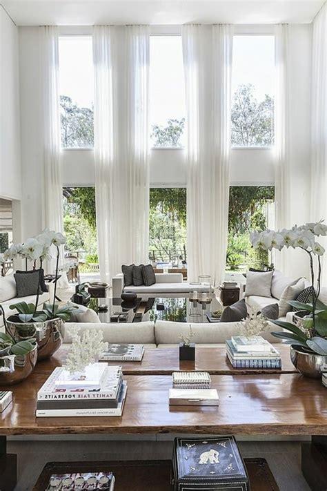 wohnzimmer gardinen gardinen f 252 r wohnzimmer eine durchsichtige dekoration