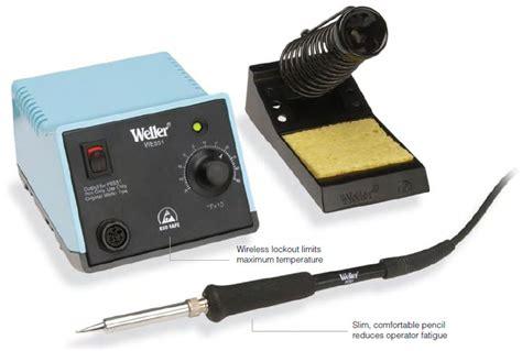 Weller WES51 Analog Soldering Station - Soldering Irons