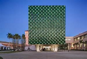 Machado Silvetti designs a glazed ceramic facade in