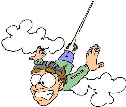 bungee jumping animierte bilder gifs animationen cliparts  kostenlos