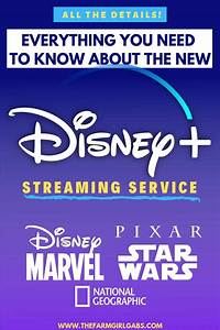 Everything You Need To Know About the New Disney Plus ...