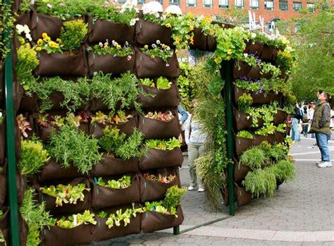 Edible Vertical Garden by 10 Tips For Starting An Edible Container Garden Matador