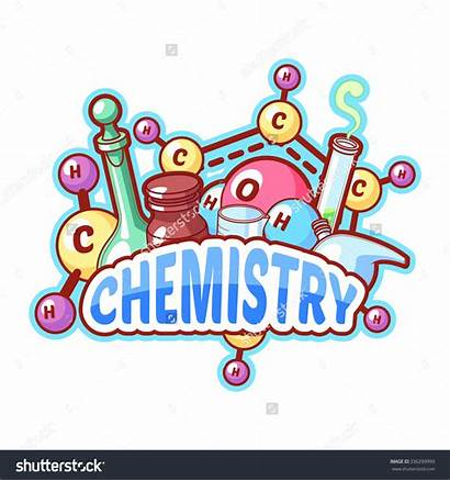 Chemical Clipart Chemistry Element Title Elements Designs