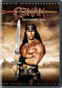 Blessed are the Geeks: Arnold Schwarzenegger Career ...  Conan