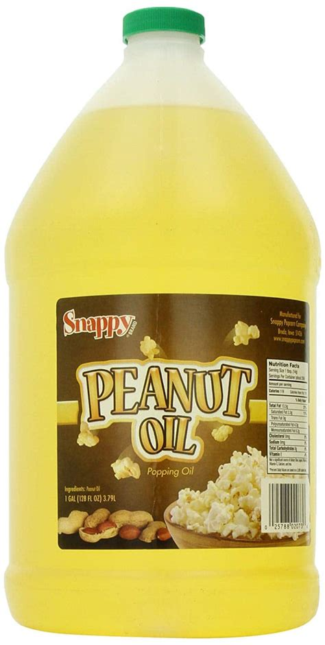 oil peanut popcorn frying fish pure snappy deep oils fry gallon orleans amazon zatarain breading seasoned mix oz guide olive