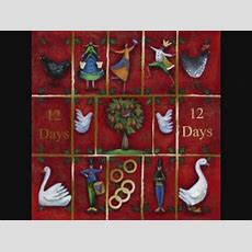 The Twelve Days Of Christmas  The Real Meaning  Philharmonic Orchestra Youtube