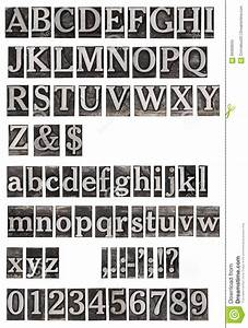 old metal letters alphabet stock photo image 66009555 With white metal letters