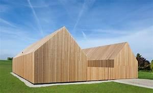Holzhaus Kinder Garten : legno in edilizia la wohnhaus aus holz di kuhnlein arkitektur ~ Whattoseeinmadrid.com Haus und Dekorationen