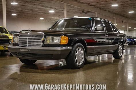 Once restores, current market value of this car ranges from $3,500 to $14,800, depending on condition. 1984 Mercedes-Benz 500SEL for sale #2422815 - Hemmings ...