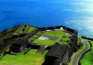 Brimstone Fortress St Kitts Photograph by Ian MacDonald