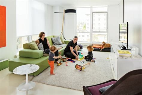 How To Set Up A Child-friendly Living Room