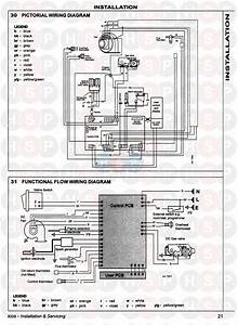 Ideal Icos He24  Wiring Diagram  Diagram