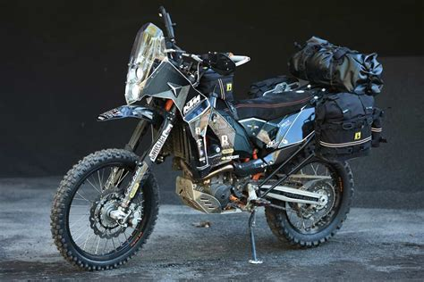 Ktm Twins 'ultimate' Ktm 690 Adventure Build
