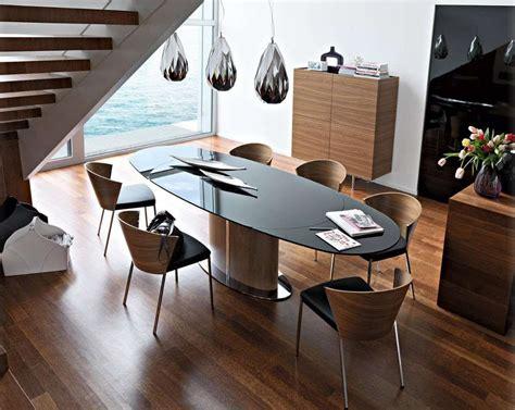 sala pranzo moderna arredamento e decorazione della sala da pranzo foto