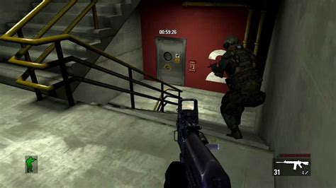 swat takedown simulator sabre