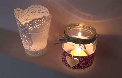 lavoretti di natale con candele lavoretti di natale per bambini con tutorial