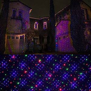 Rgb dynamic firefly laser projector light outdoor garden