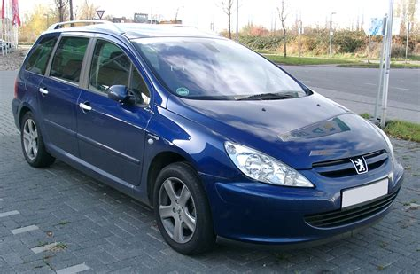 siege arriere 307 sw occasion file peugeot 307sw front 20071112 jpg wikimedia commons
