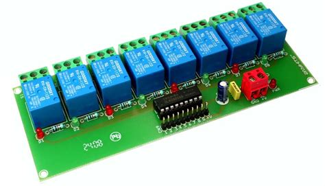 Channel Relay Board Use Arduino For Projects