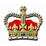 British Crown Royal Heraldry Clipart Queen English