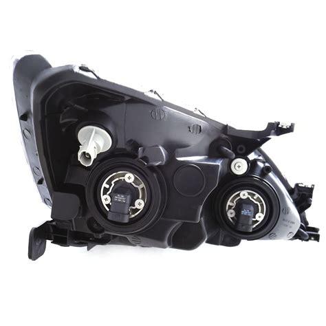 2003 2004 2005 2006 2007 honda accord black headlights